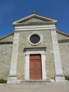 Eglise romagnieu